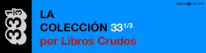 Logo de la colección Libros Crudos