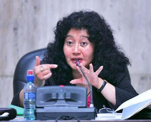El papel de la jueza Jazmín Barrios fue fundamental para encausar a Ríos Mott