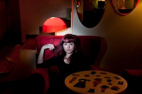 """Fotografía de Grace Morales, autora del libro """"Mecano82"""", facilitada por la propia escritora"""