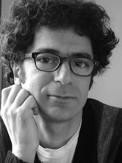 Michael Azerrad, fotografiado por su padre hace 12 años
